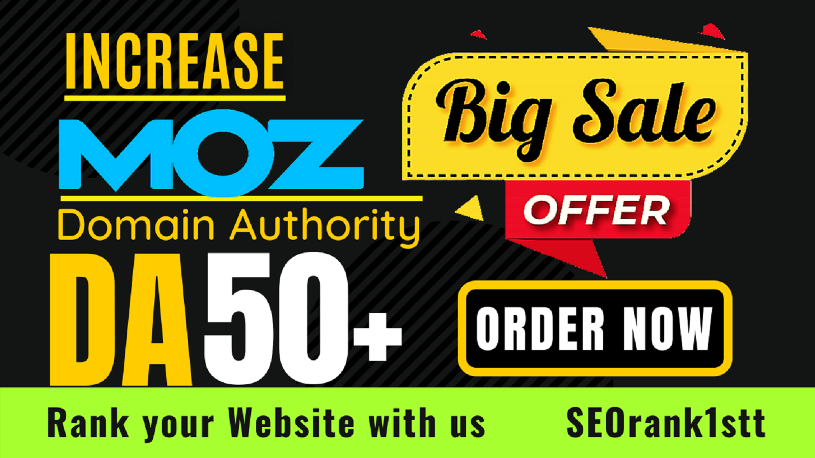increase moz da domain authority 50 plus