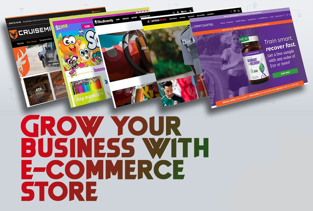 I will create online ecommerce store website and woocommerce store