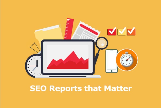 I will make a SEO analysis report