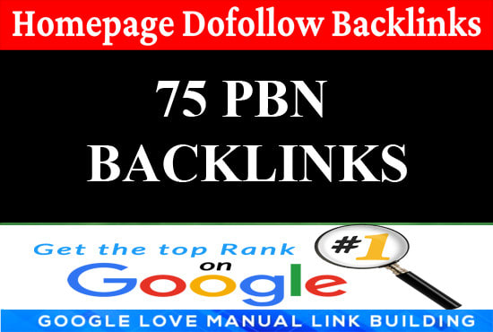 I will do high da seo dofollow backlinks authority link building