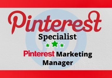 I will set up or optimize pinterest profile pins and boards