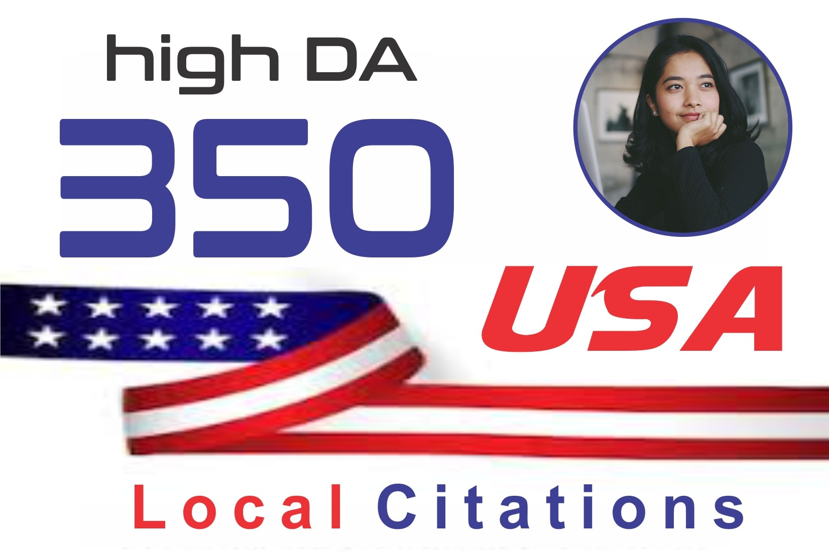 I will top 350 local business listing citations and directory submissions for local seo