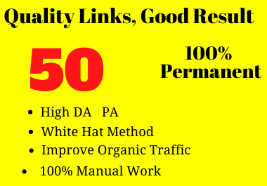 I will do 50 Social Profile backlinks for your Website