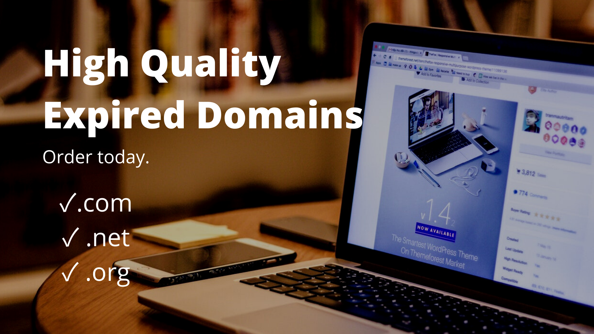 I will find 2 Niche Based Expired Domain for you