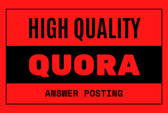 i will provide you 4 high quality quora answer
