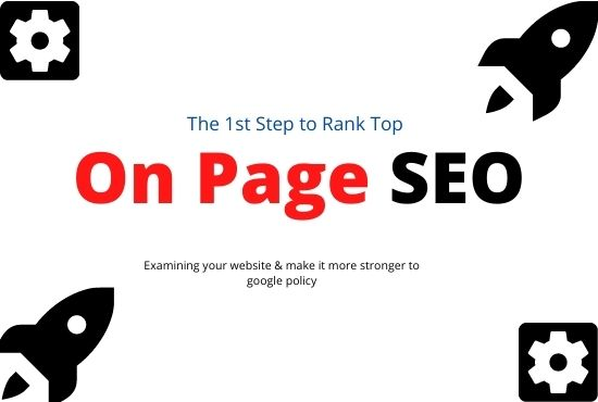 Fix Bugs and Built Stronger On Page SEO for Keywords Ranking on Google Top Page