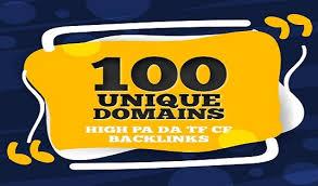 l will do create 100 backlinks 50 pr-9,  20 edu/ gov and 30 social bookmarks DA 80-100