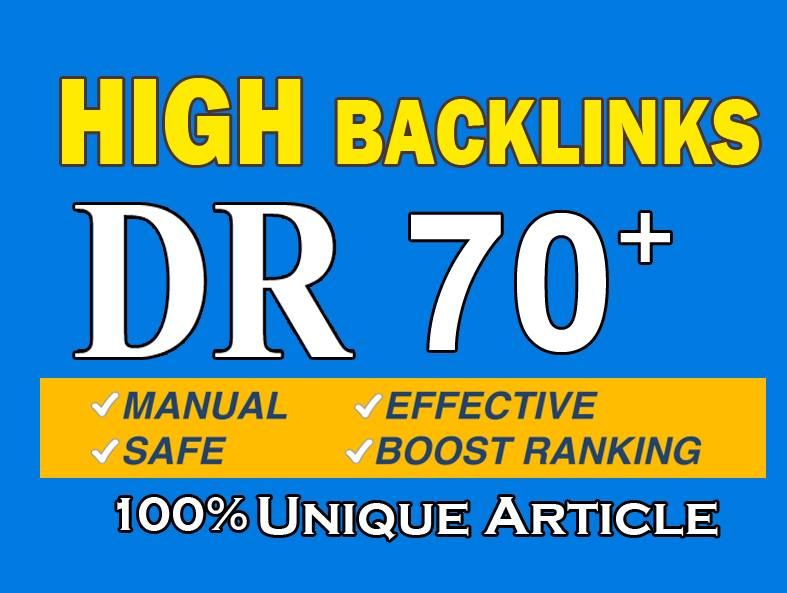 Get 12 DR 60+ High Quality Homepage PBN Backlinks