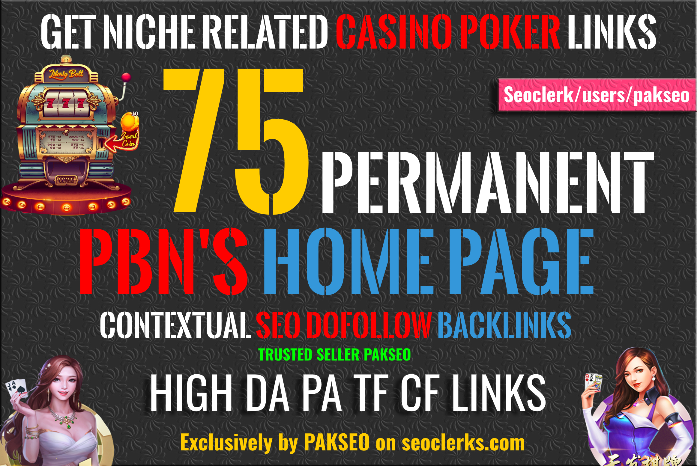 75 Poker casino Gambling Related High DA 50+ PBN Backlinks To Boost Your Site Page 1
