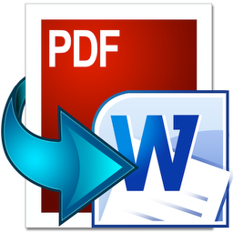 I will convert PDF to word and word to PDF.