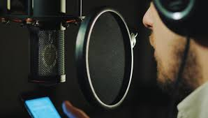 Professional VOICEOVER for every 150 words of your project,  fast delivery