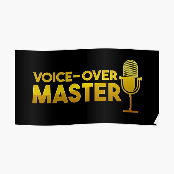 I will do voice over for your videos