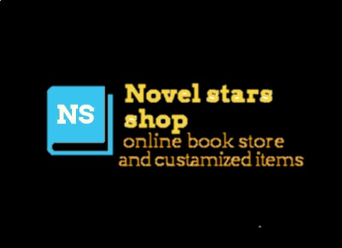 Best Logo for instagram Novel stars shop