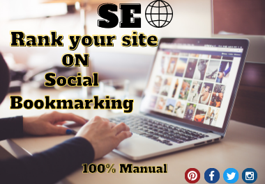 Instant TOP 200 Manual Social Bookmarking DA For Rank Your Website in 72 hours