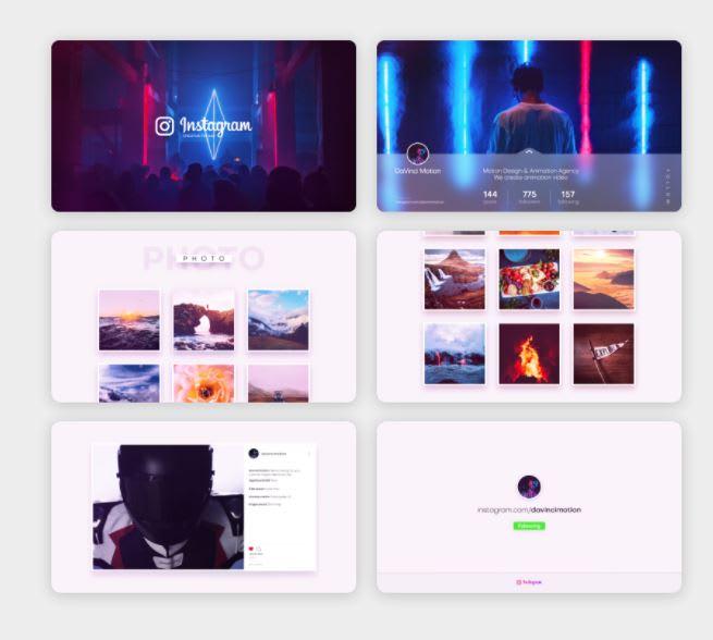 I will create HD instagram promo intro video ads