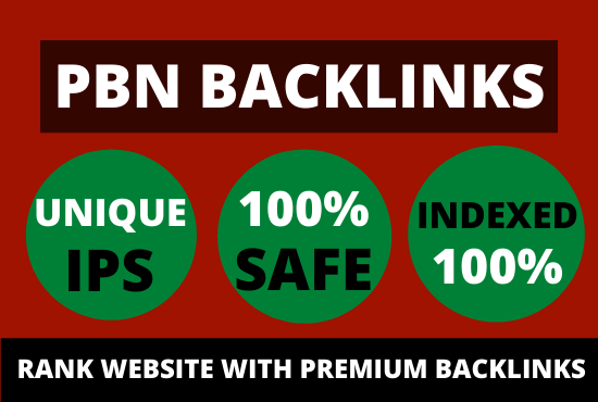 10 High quality dofollow pbn backlinks permanent homepage post for ranking