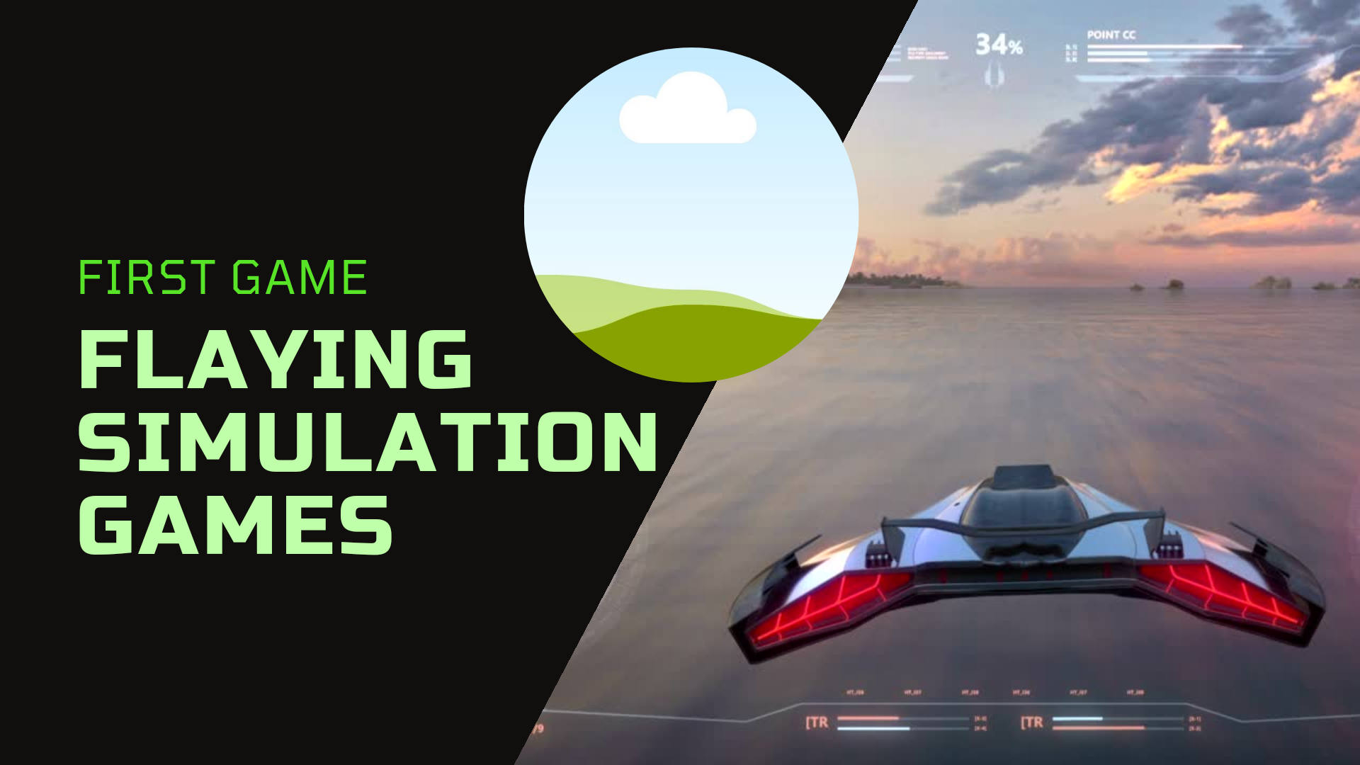 FLAYING SIMULATION GAMES. You will discover the topics about SIMULATION GAMES