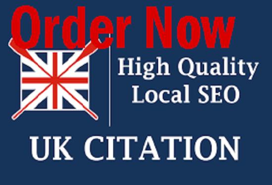 I Will Create 30 UK & 50+high pr9 seo dofollow backlinks