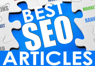 10 x 1000+ high quality seo-optimized words article/blog in 2- 5days