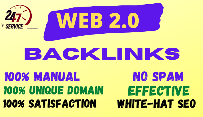 web 2.0 high authority super 50 backlink