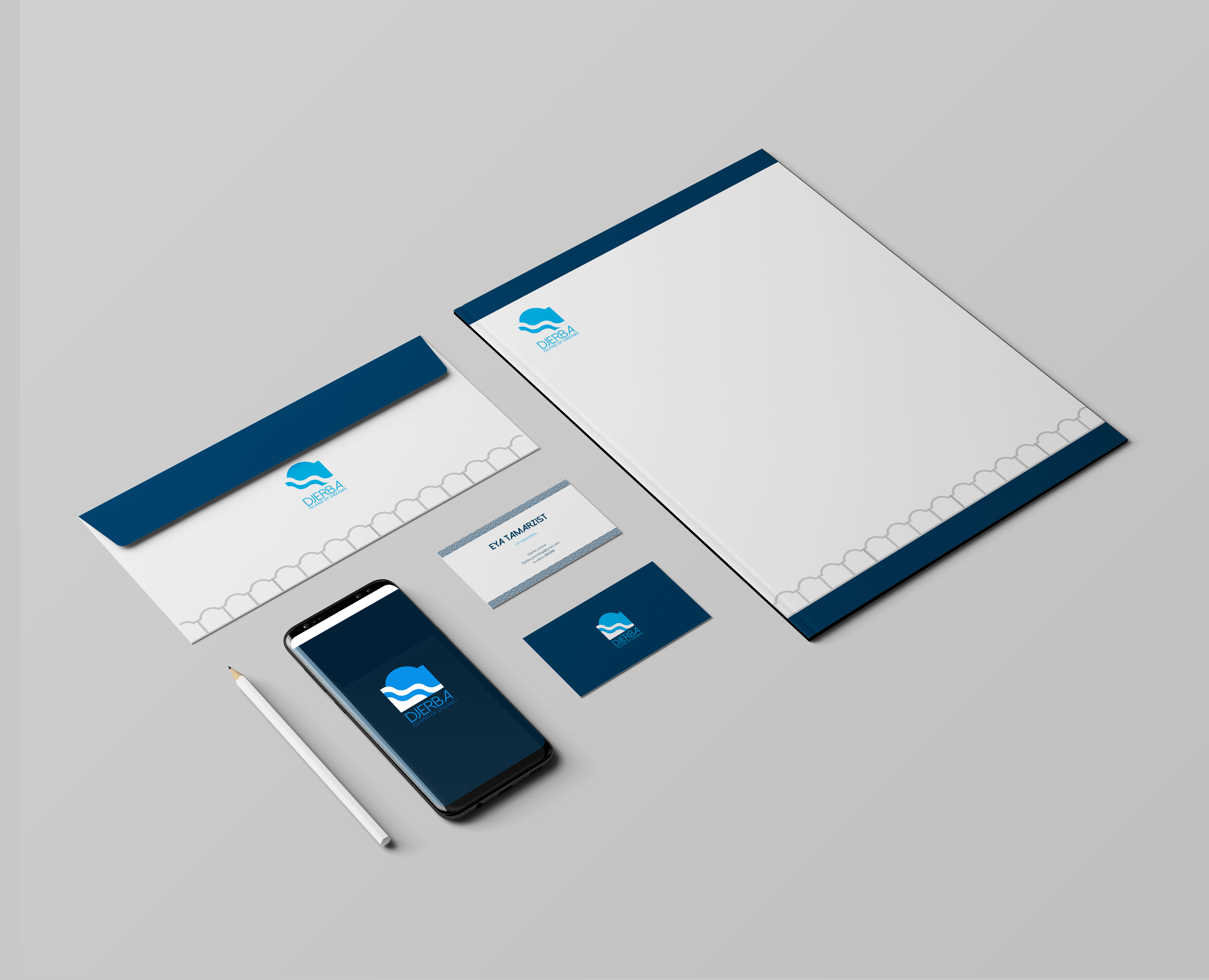 I will create a custom and elegant business card design