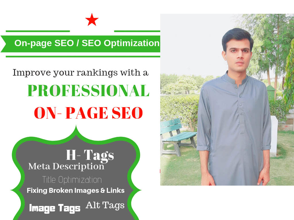 i will do onpage seo for your website and technical optimization