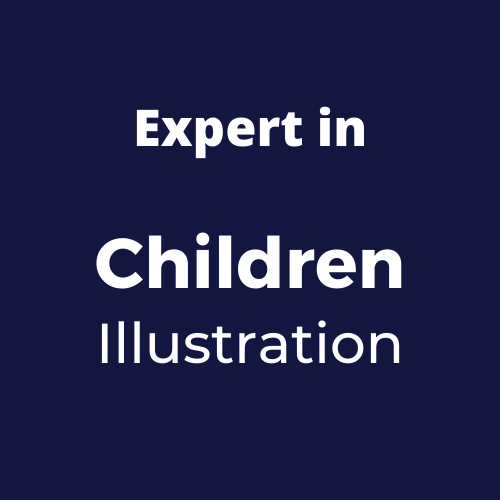 I will create awesome illustration for children bookS