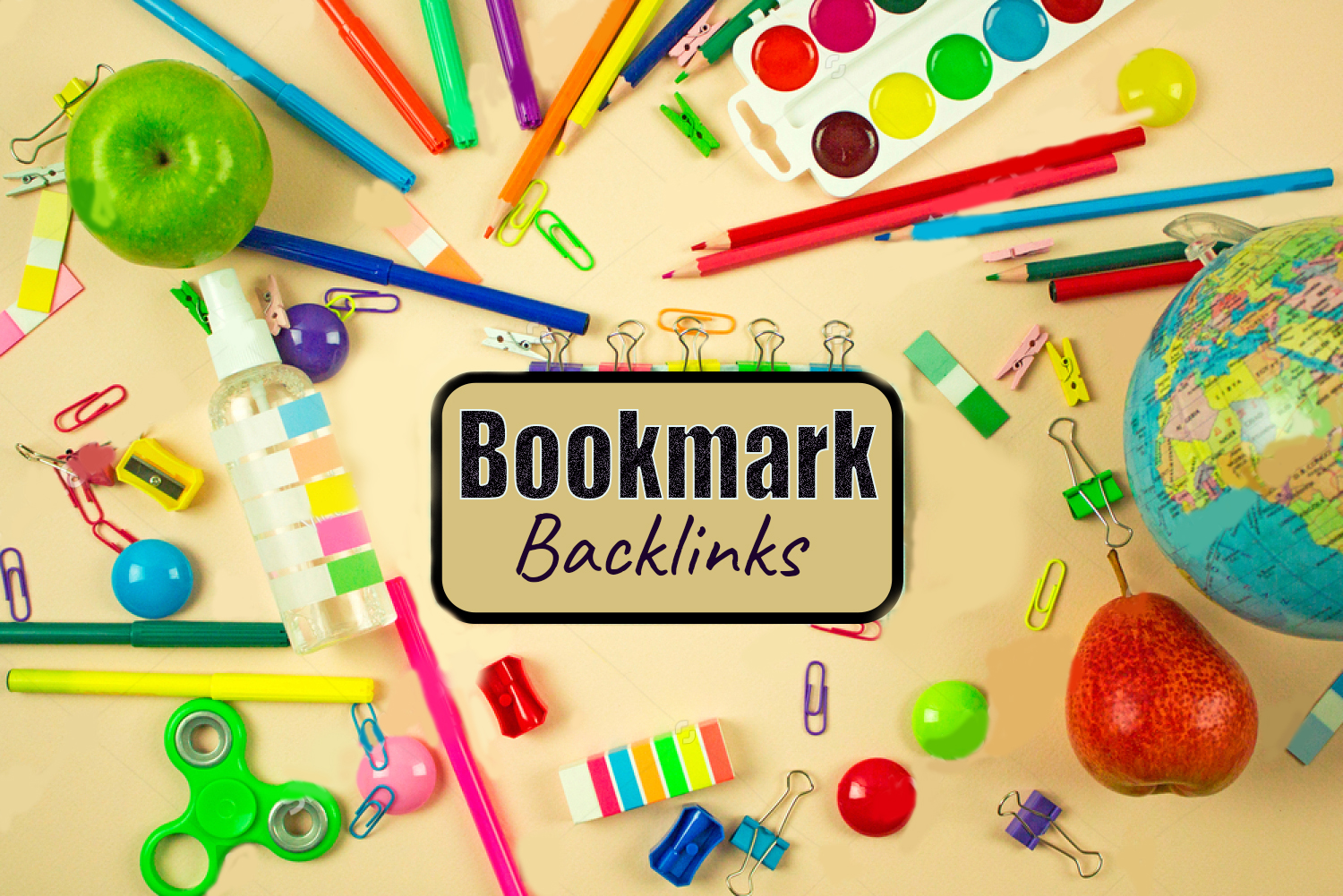 High quality manually Bookmark to create Backlinks for google Ranking