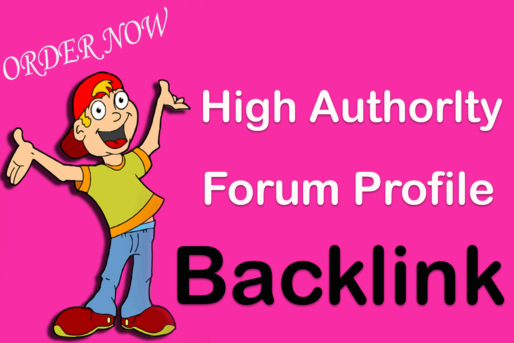Create 2000+ forums Profile SEO high authority backlinks for Google ranking