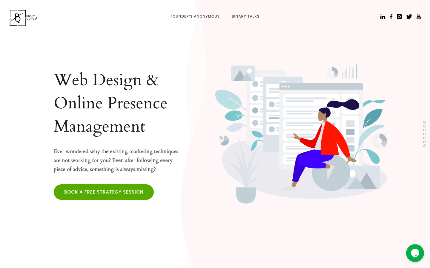 I will design and develop a beautiful and professional website for your business
