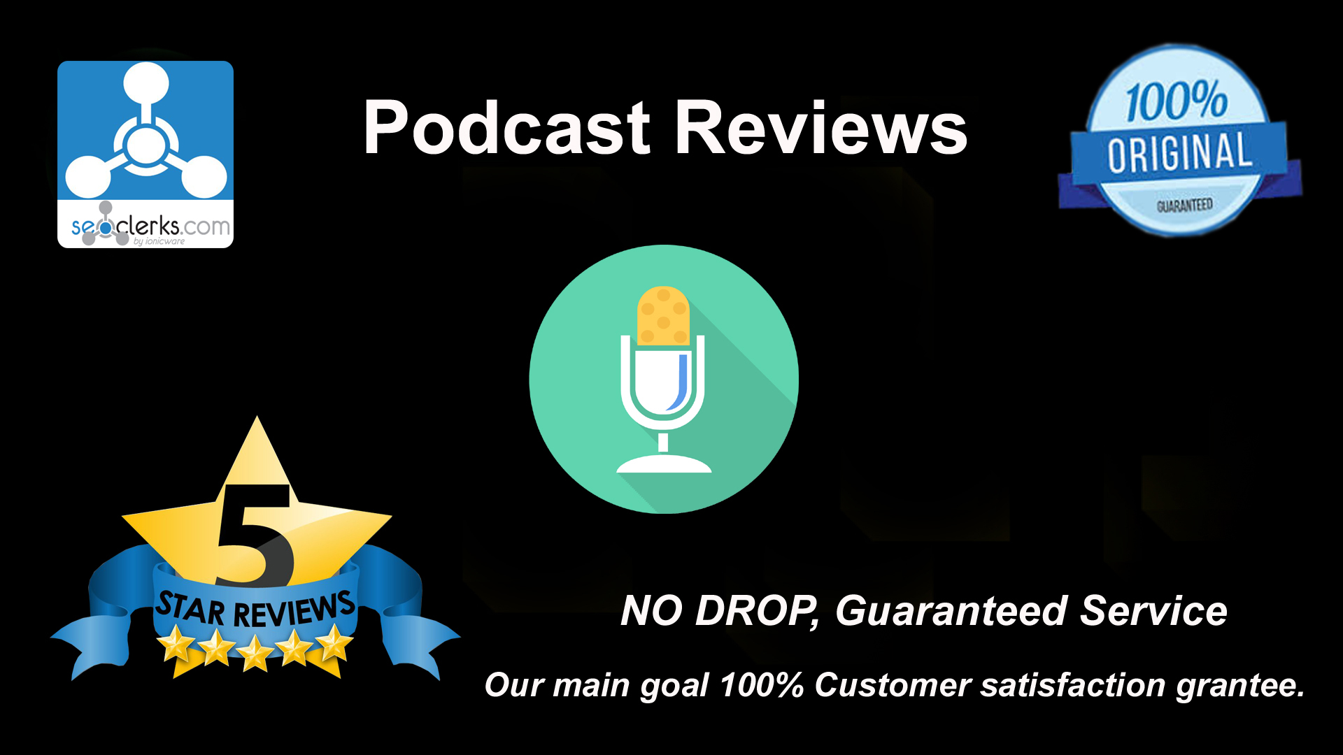 I will popular your podcast authentic feedback