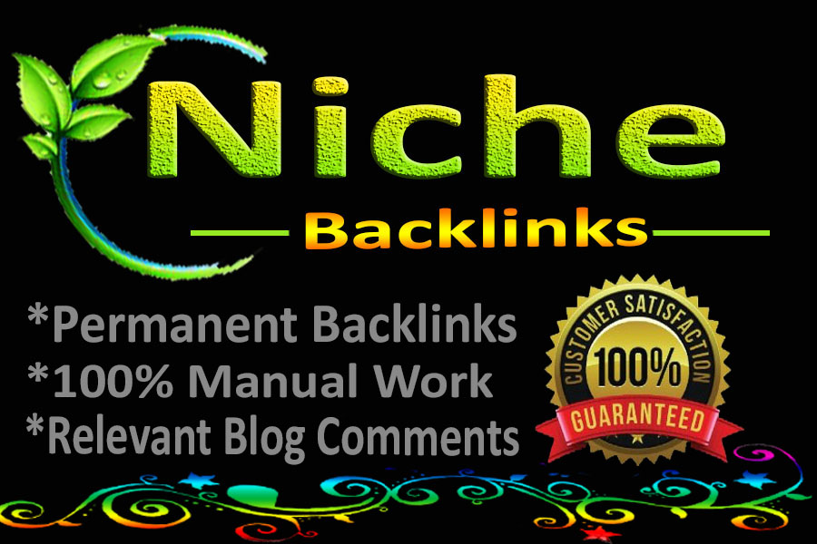Provided 60+ High Quality Niche Related Blog Comments Backlinks