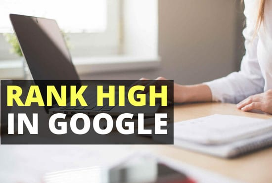 I will do website SEO service with high quality backlinks
