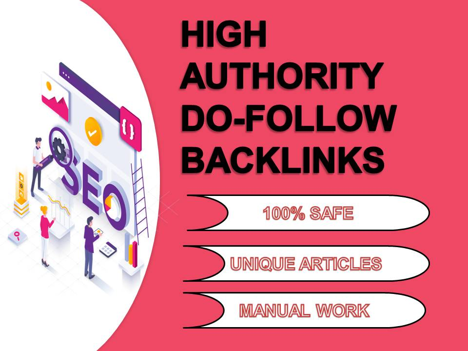 I will create quality backlinks for your website