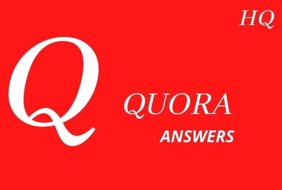 I will advance 25 top notch quora answer with your WEB URL.