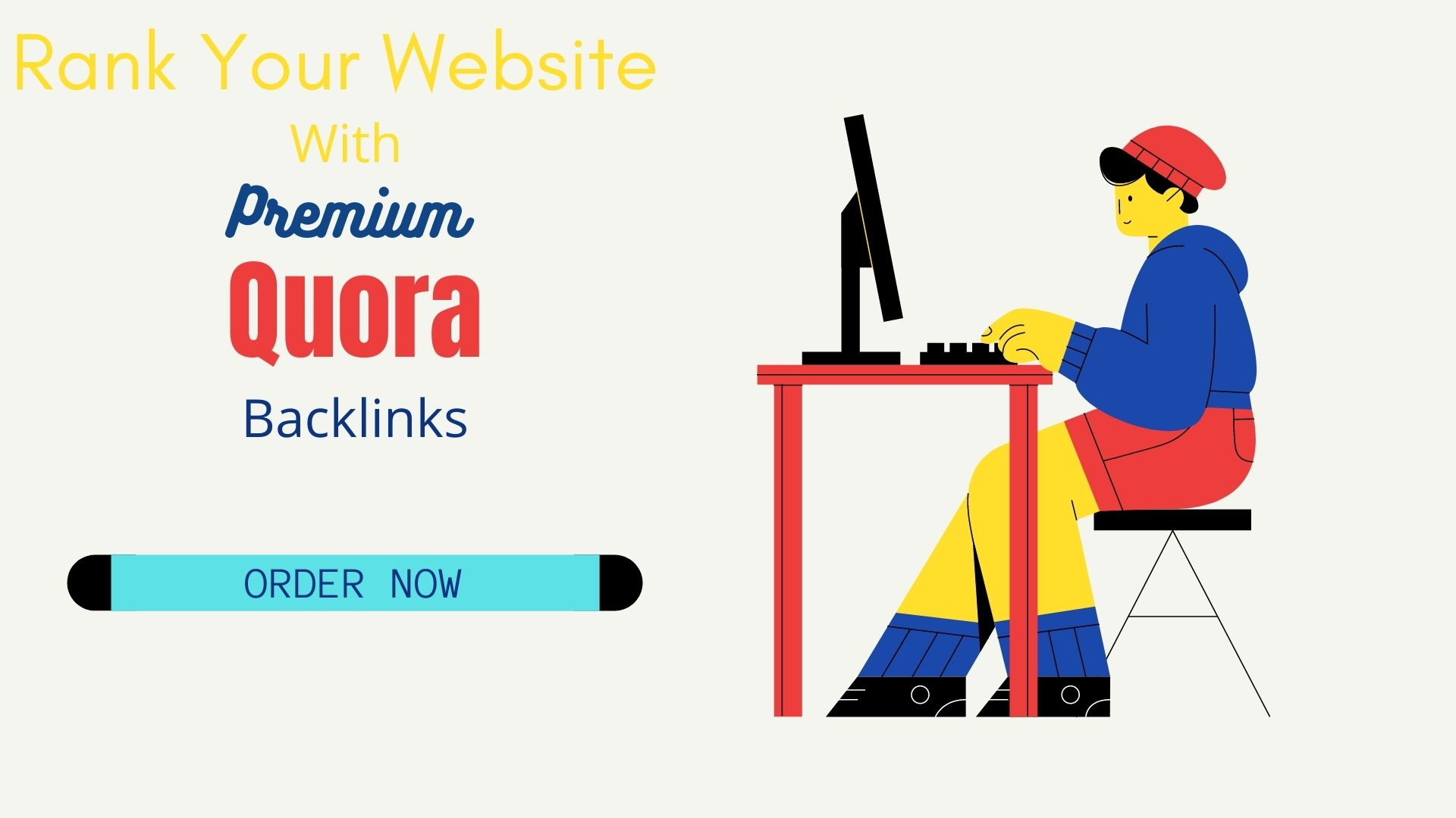 50 Quora Backlinks to promote website
