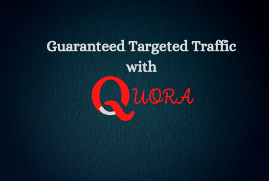 I Will Create 20 Niche Relevant QUORA answer with Quality Backlinks