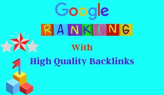 I will provide High quality backlinks for your website.