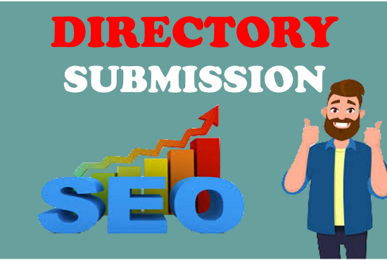 100 High-Quality Directory Submission White Hat SEO Backlinks