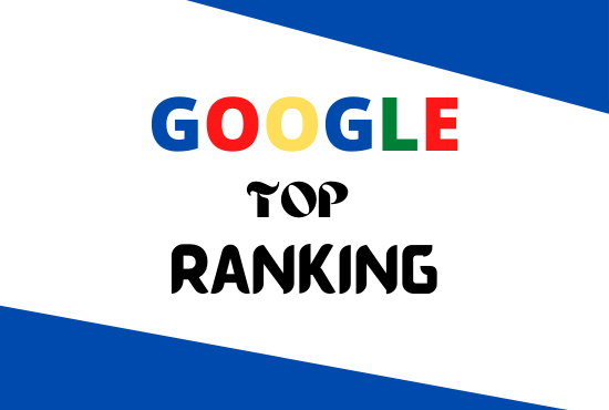 Guaranteed Rank On Google 1st Page-Manually Done Backlinks package