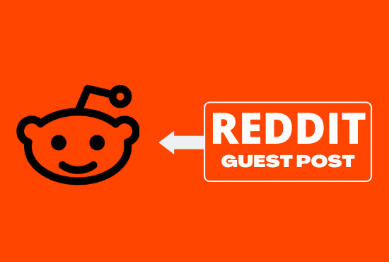 Publish 10 High Quality Reddit Guest Post