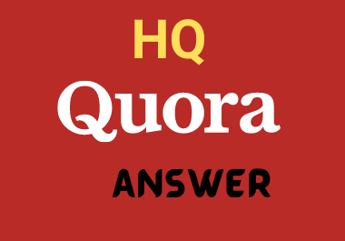 Promote your Website in 20 Quora Answers with targeted Traffic Guaranteed