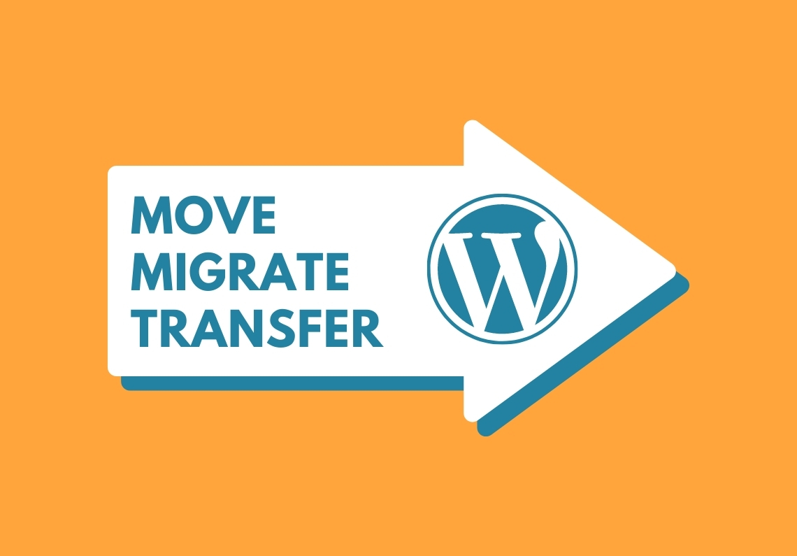 I will transfer your WordPress website one host to another