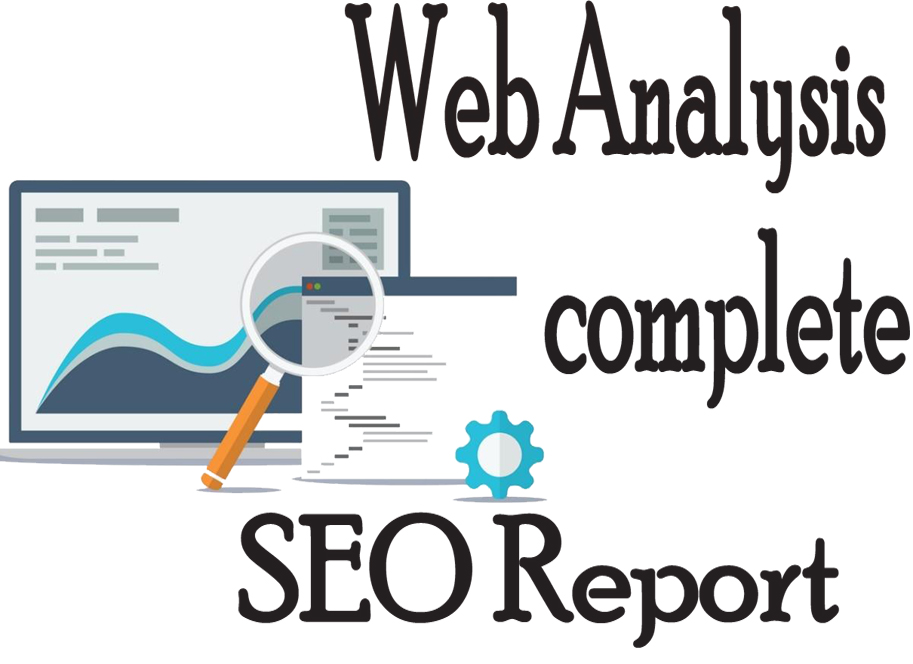 I will provide complete website Audit+ SEO score research