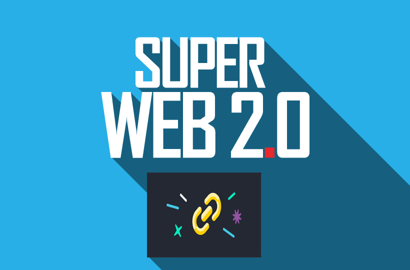 I will build Manual 30+ permanent web2.0 Backlinks