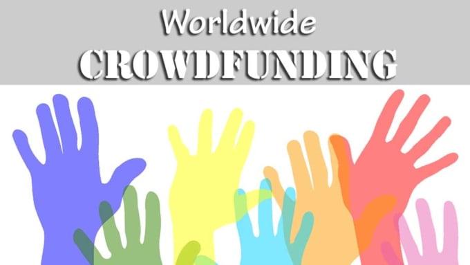 I will promote crowdfunding campaign