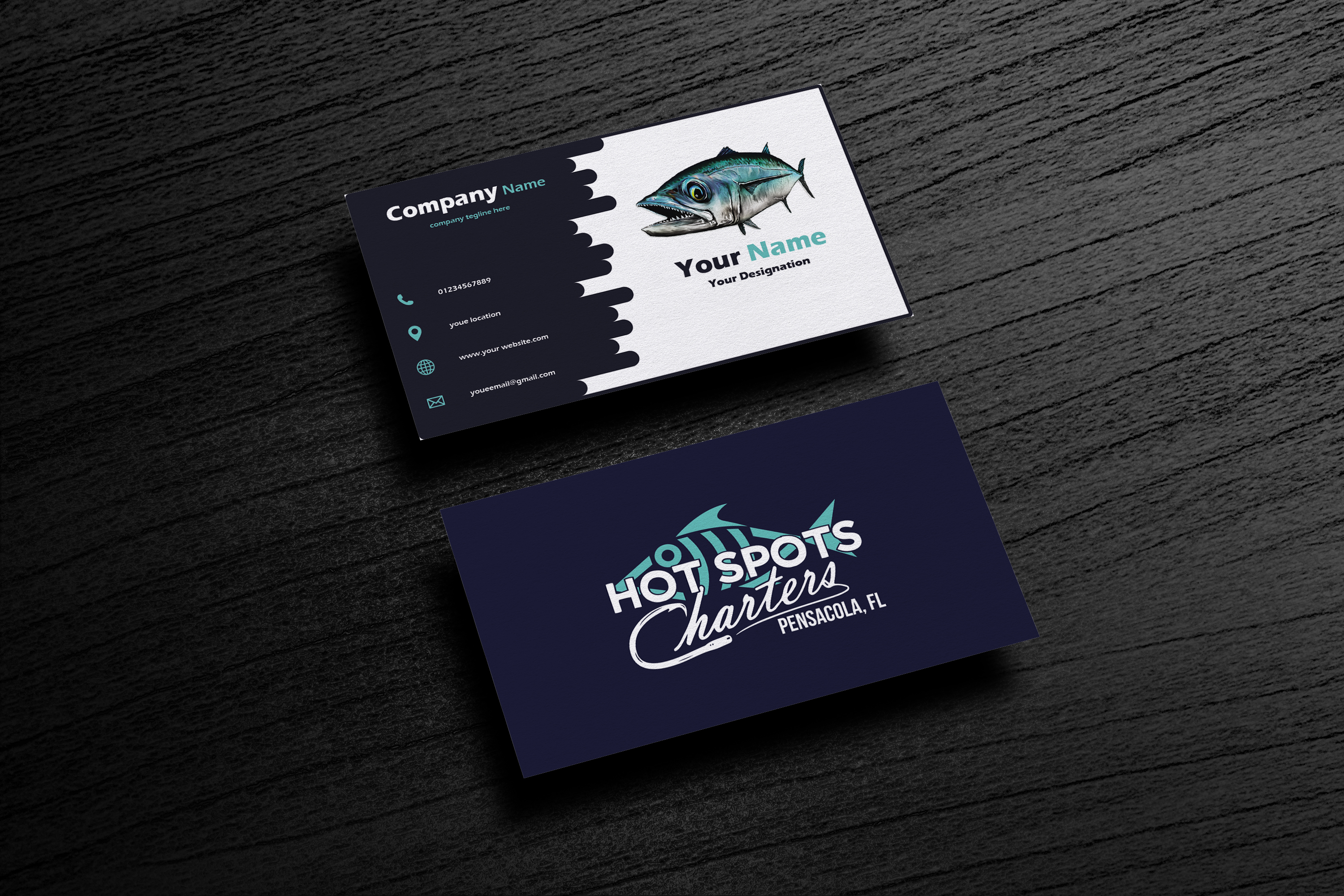 I will do a professional business card design for you within 24 hour