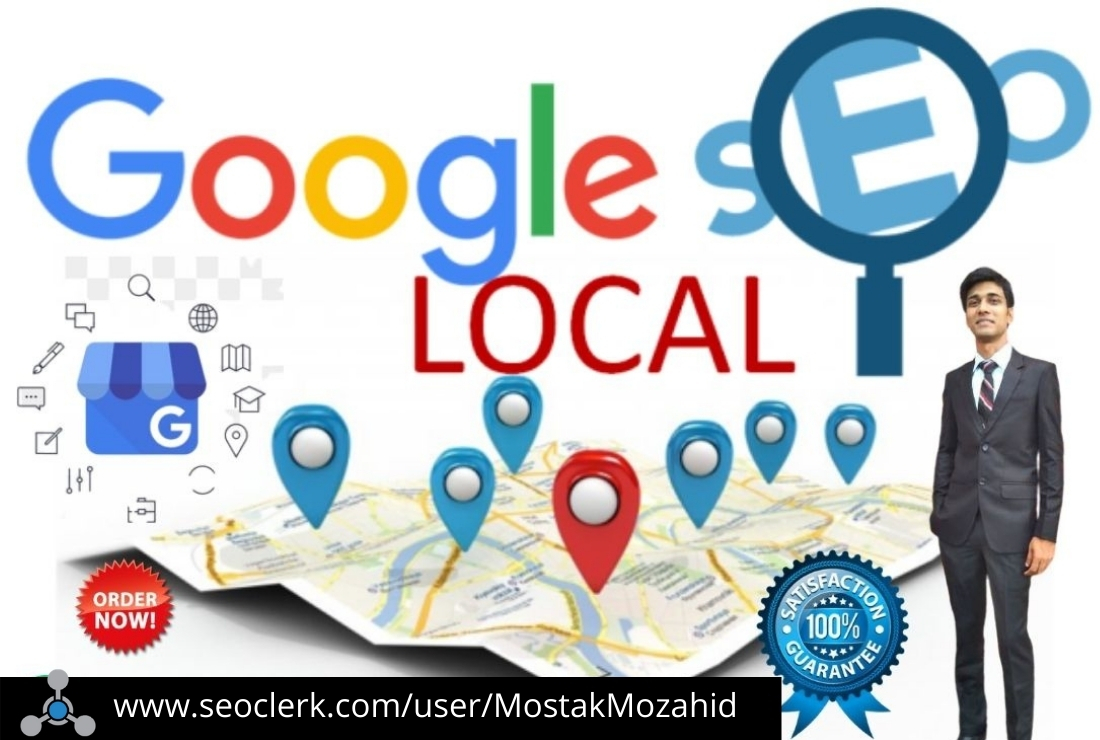 local SEO for your google my business listing