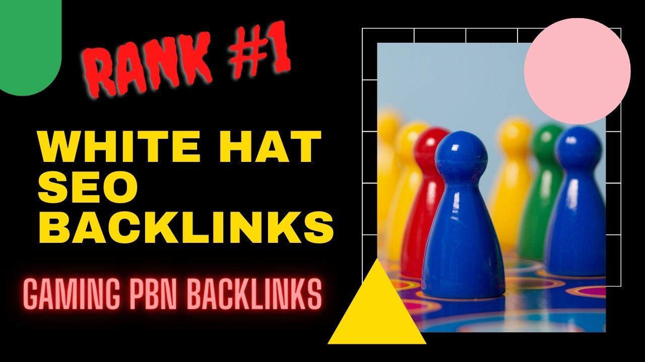 800 white hat da 70 to 50 do follow backlinks,  pbn backlinks for SEO