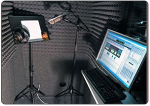 I will record with a different accent,  good sound,  and better price